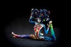 World Bodypainting festival 2015 – in pictures