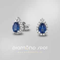 Safiri - Nakit sa safirima i dijamantima - Zlatara Diamond Spot, Beograd Sapphire, Rings, Jewelry, Diamond, Jewlery, Jewerly, Ring, Schmuck, Jewelry Rings