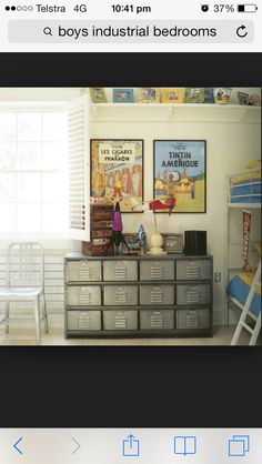 DIY Show Off | Pinterest | Boys Industrial Bedroom, Industrial Bedroom And  Home Made Party