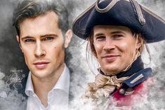 David Berry as Lord John Grey Outlander Fan Art, Outlander Quotes, Outlander Casting, Outlander Tv Series, Tartan, Lord John, Jaime Fraser, John Gray, Actor