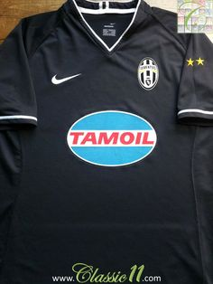 f8728f716 Relive Juventus  2006 2007 season with this vintage Nike away football shirt.  Vintage