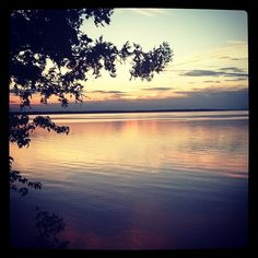Another spectacular sunset over Lake Champlain #summer #vermont #tylerplace