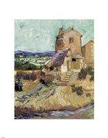 The Old Mill, c.1888 Fine Art Print