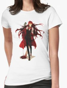 grell loves his blood Womens T-Shirt
