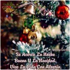 #GoodMorningLoves😘💖 Se Acerca La Noche Buena Y La Navidad.🎄🌟✨💫 #ViveLaVidaConAlegria😀🎄🎅🏼⛄️☃️❄️🎄🎅🏼⛄️☃️ #FelizOmbligoDeSemana😀🎄🎅🏼⛄️☃️❄️✨🌟💫