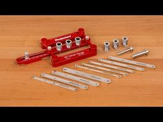 Woodpeckers MTXL Center Gauge (Retired OneTIME Tool®) - YouTube
