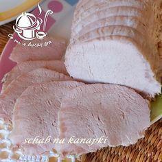 SCHAB NA KANAPKI - ŁATWY Healthy Grilling Recipes, Barbecue Recipes, Meat Recipes, Chicken Recipes, Cooking Recipes, Pulled Pork Grill Recipe, Pulled Pork Recipes, Homemade Sandwich, Polish Recipes
