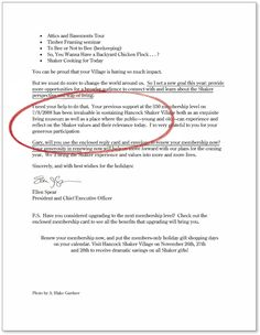 Individual Giving Stewardship Free Thank You Letter Template