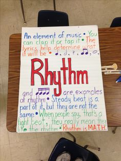 A great challenge for my piano students - create your own anchor charts in the Lesson Folder!