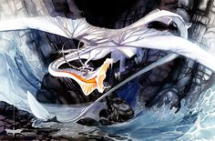 Destined Legends : Glass Dragon by blix-it