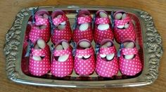 Zapatos para baby shower