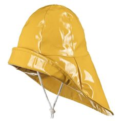 I love these yellow rain hats  ) Suroît Verni by McBURN Rain Hat f35e49c1682