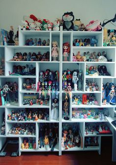 Estante de brinquedos | Just Lia