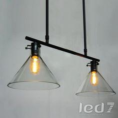 Loft Industry Y glass