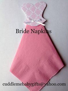 bridal shower print top bridal dress bridal shower napkins wedding shower bridal shower decor