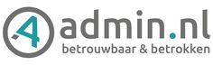 Logo design voor 4Admin.nl - Als herboren