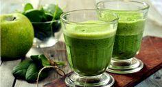 Suco verde da medicina chinesa para emagrecer e passar o dia zen