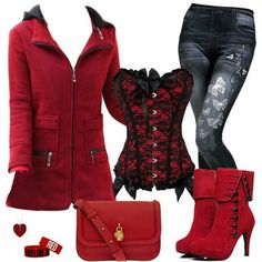 Night out love the entire outfit especially the boots