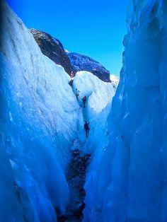 Franz Josef Glacier   5 Best Places to Visit in New Zealand   @lifeadvancer   #lifeadvancer