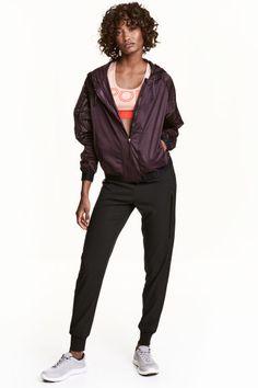 Sports trousers - Black - Ladies | H&M GB