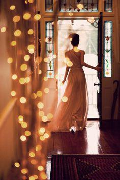 A Treasure Trove - wistfulwanderer: Lovely Bokeh Bokeh Photography, White Photography, Wedding Photography, Photography Ideas, Twinkle Lights, Twinkle Twinkle, Dream Wedding, Wedding Day, Wedding Dreams