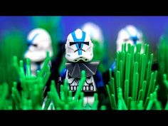 Lego Star Wars: The lost clone trooper Lego Videos, Clone Trooper, Lego Star Wars, Bento, Starwars, Joker, Youtube, Fictional Characters, Art