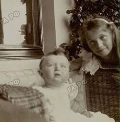 Alexei, Olga 1905