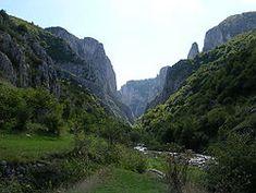 Turda Gorge - Wikipedia, the free encyclopedia
