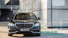 Ngắm xe siêu sang Mercedes-Benz S-Class 2018 tuyệt đẹp vừa được ra mắt