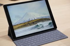 iPad Pro: Hands-On With Apple's New Tablet For Professionals And Creatives | TechCrunch
