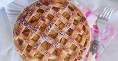 ¡Apple Pie Fácil! Receta de tarta de Manzana. Diy Food, Apple Pie, Waffles, Recipies, Deserts, Food And Drink, Cooking Recipes, Favorite Recipes, Chocolate