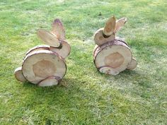 Sweet Bunnies that won't bother your garden! Idea Only