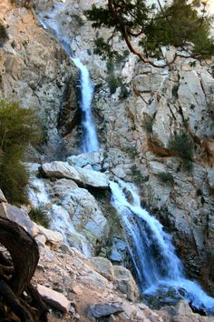 The Big List of Southern California Waterfalls
