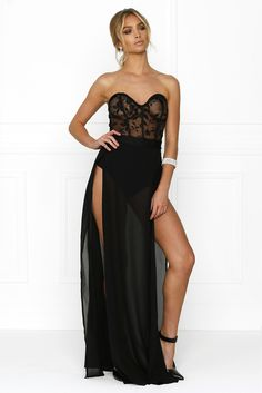 Shop the amazing Honey Couture CHANTEL Black Sheer Mesh Detail Bustier Strapless Formal Gown Dress online now, get FREE shipping on all orders over $100 in Australia. Pay via AfterPay & ZipPay. We ship WORLDWIDE! #style #shopnow #afterpay #aussieboutique #celebstyle #honeycouture #celebfashion #polipay #fashion #ootd #zippay #getthelookforless #australianlabel #weshipworldwide #onlinestore  https://goo.gl/wK8iNw