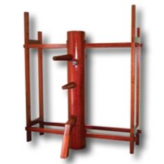 Wing Chun Dummy now available from http://www.karatemart.com