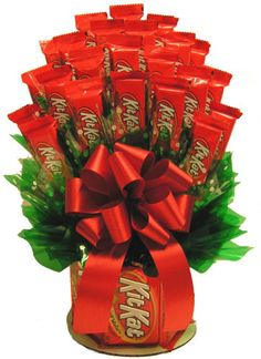 kit kat candy bouquet - Bing Images