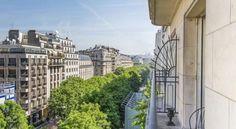 泊ってみたいホテル・HOTEL|フランス>パリ>シャンゼリゼ>エッフェル塔まで徒歩15分、凱旋門まで徒歩20分!ボルディエ アパートメント(Bourdier Apartment)
