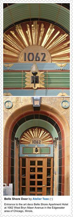 Art Deco Design - CHICAGO