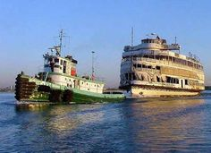 Gaelic Tugboat Company, Detroit Mi.