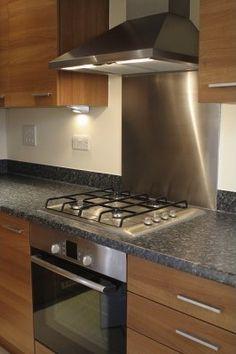 crdence cuisine en inox bross parfaite pour une cuisine moderne et lgante ralise sur mesure
