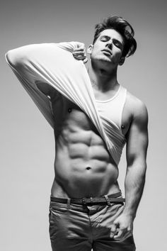 MEN | Victor Galvez by Joan Crisol