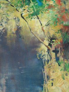 September Marsh, painting by artist Randall David Tipton