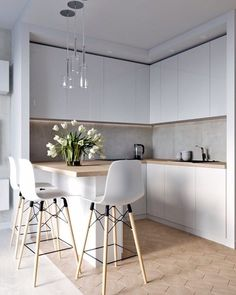45 Inspiring Modern Scandinavian Kitchen Design Ideas Home Design Ideas