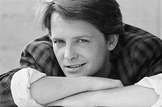Michael J. Fox spin city family ties alex p. keaton back to the future marty mcfly writer actor parkinsons disease michael j. fox foundation
