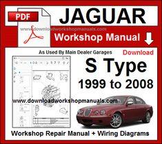 7 Best Jaguar Workshop Manuals images | Jaguar, Repair ... Jaguar Xjl Supersport Wiring Diagram on