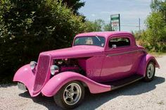 I think pink should be in the 2013 color line-up!