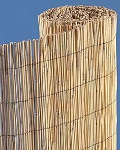 Rolled Bamboo Fence | Patio Ideas | Pinterest | Bamboo Fence, Privacy Fences  And Backyard