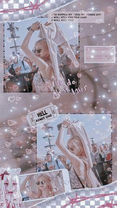 Pink Wallpaper Laptop, Lisa Blackpink Wallpaper, Rose Wallpaper, Aesthetic Iphone Wallpaper, Aesthetic Wallpapers, Aesthetic Roses, Kpop Drawings, Rose Park, Blackpink Memes