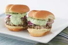 Saturdays with Rachael Ray - Pasilla Pepper Sliders - Taste and Tell
