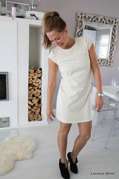 Coconut White: Lumoan Selina-mekko käytössä